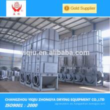 Plástico de polvo de ebullición más seco / máquina de secado granular de plástico
