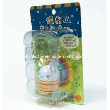 Conejo sonriente cara hotspring regalo (zh-pkt006)