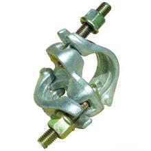 Acoplador de conexión de andamios Foring para uso en la construcción