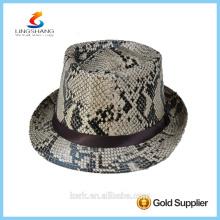 DSC 0006 LINGSHANG New Design Fashion Dress Paper panama straw hat
