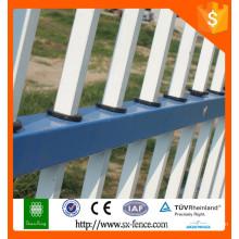 Professional square tube decorative iron tube fence