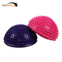 Wholesale Training Fitness Hemisphere Massage Balance Ball
