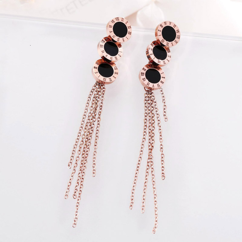 Latest Tassel Earrings