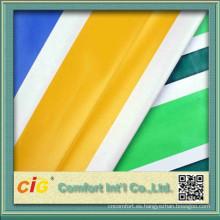 Cubierta de lona de vinilo colores PVC lona alquitranada