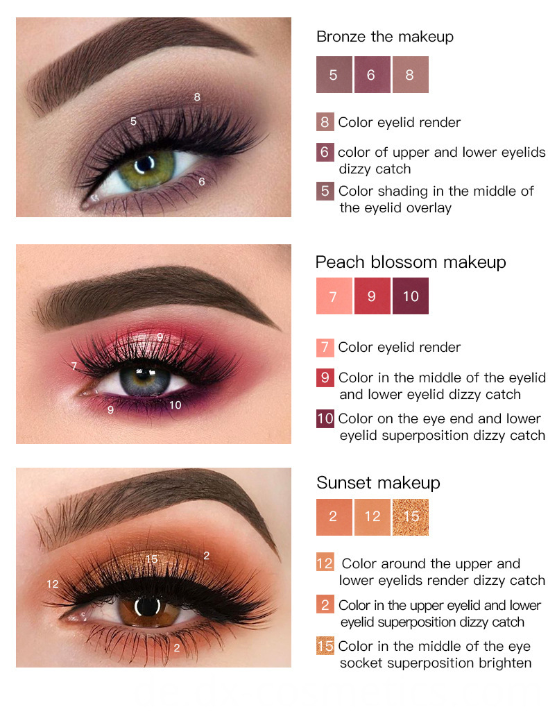18 Color Eye Shadow 5
