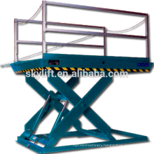 Hot sale !! stationary Electric hydraulic Lab Lift Table