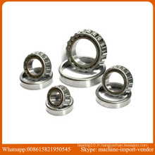 Chinoise Fabricant Suppply Inch Taper Roller Bearing à bas prix (30203)