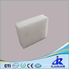 Folha branca do PE do preço de fábrica / produto plástico de Rod