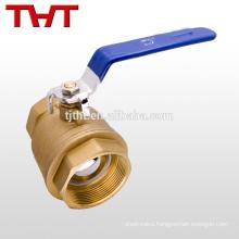 "1/2"" 2"" inch 600 wog full port chrome plated brass ball valve"