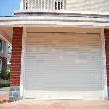 Porta de garagem segura de obturador de rolo de aço