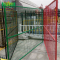 Canadian+Galvanized+Temporary+Fence+Security