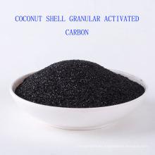 Uso y Adsorbente de las Sustancias Químicas para el Tratamiento del Agua concha de coco carbón activado granular