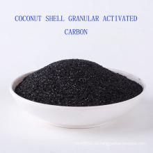 Wasseraufbereitung Chemikalien Verwendung und Adsorbens Typ Kokosnussschale körnige Aktivkohle