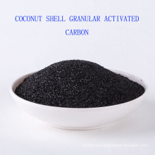 Water Treatment Chemicals Usage and Adsorbent Type coconut shell granular activated carbon