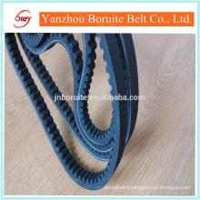 Factory produced auto belt