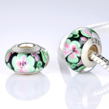 925 Sterling Silber Core für Europäische Perlen Charms Armband