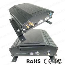 8CH Ahd alta definición móvil DVR con 4G GPS y WiFi
