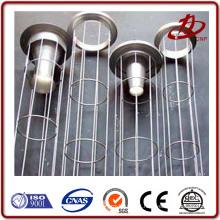 Gaiola de filtro de poeira padrão ISO gaiola de filtro revestido de plástico