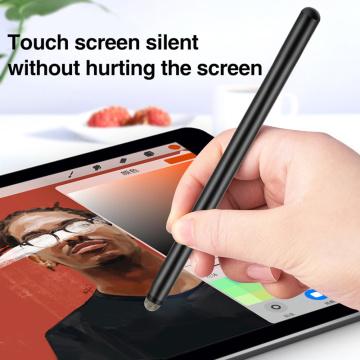 Crayon tactile capacitif en tissu