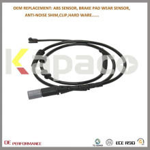 Тормозная колодка Предупреждающий контакт Задняя OE # 34356791960 Для BMW 750i 750Li 760Li 740i 740Li 2009 2010 2011 2012