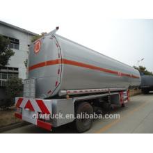 Remolque de combustible de calidad superior 50m3, semirremolques baratos de 3 ejes