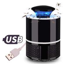 Tueur de moustiques électrique alimenté par USB sans produits chimiques
