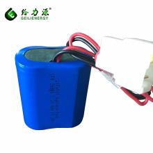 Alta calidad 22650 1S2P 6Ah 3.6v batería al por mayor lipo batería lifepo4