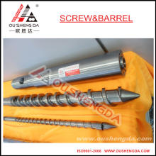 Barril de un solo tornillo de alta calidad para la máquina de moldeo por inyección Engel (un solo tornillo y barril)