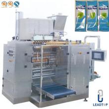 Порошковая четырехсторонняя герметизация и многолинейная упаковочная машина