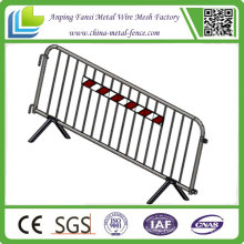 Red and Yellow Road Traffic Fence Barrier for Sale