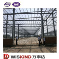 Hangar de edifício de aço construção pré-fabricada