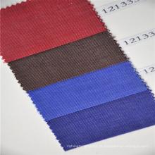 estoque regular 100% tecido de sarja de algodão para high-end camisa