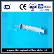 Медицинские одноразовые шприцы с иглами (50 мл), Luer Slip, с сертификатом Ce & ISO