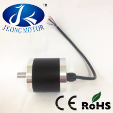 Waterproof electric motor 80mm 100W brushless dc motor from chinese factory