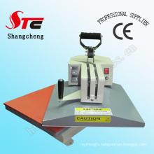 Korea Shaking Head Heat Press Machine 38*38cm Korea Swing Away Head Heat Transfer Machine Digital T-Shirt Printing Mcahine Stc-SD02