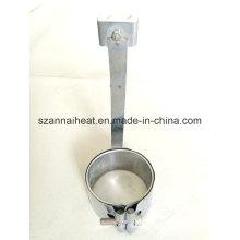 Calentador de banda de acero inoxidable para la industria (DSH-107)