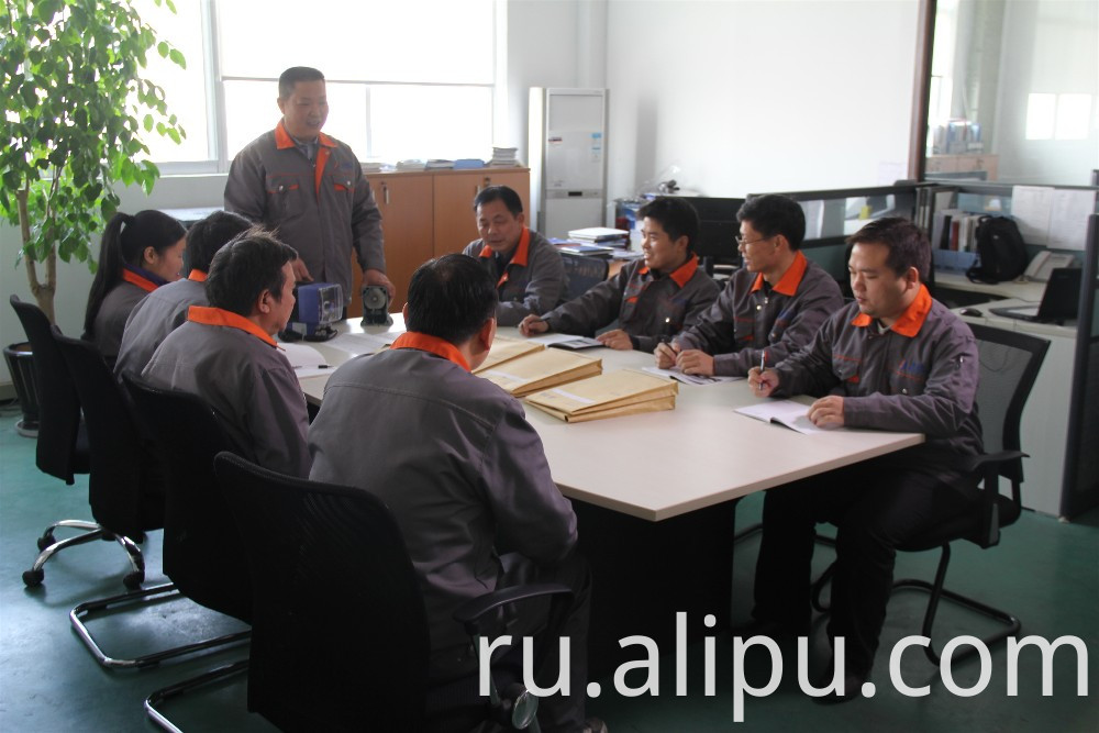 Dosing pump technology meeting ailipu