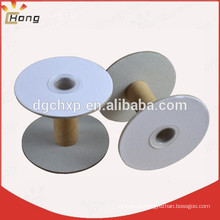 cardboard reel 90mm for wire shipping