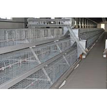 Broiler Batterie Hühnerkäfig System