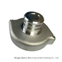 Die Casting of Front Cover for Motorcycle
