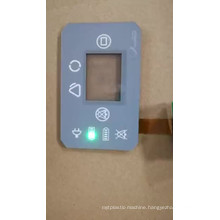 2019 new hot sales Waterproof Silicone Membrane Switches