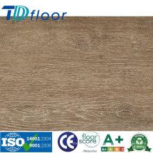 Plancher de clic de PVC de vinyle insonorisé durable de haute qualité