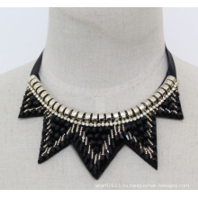 Дамы мода Кристалл ожерелье очарование колье (JE0181)