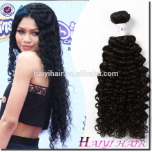 Дешевые Оптовая цена 100 высокое качество человека Малайзии быстрая доставка вьющиеся Дева Малайзийские волосы