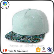 Acrylic Fabric Snap Back hat