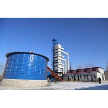 Machine de séchage pour graines de céréales