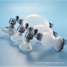 Practical Disposable Pressure Oxygen Resuscitator