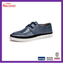Latest Leather Upper Men Shoe