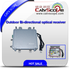 Открытый двунаправленный оптический приемник с AGC Csp-1012