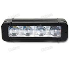 "12V 8"" 40W Single Row CREE LED Spot Light Bar"